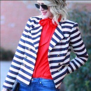 Cabi Love, Carol Collection Cruise Military Blazer